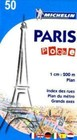 Michelin Paris Poche Map 50 - Michelin Travel Publications (COR) - ISBN: 9782067150331