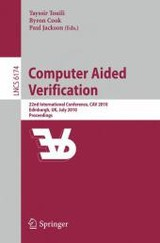 Computer Aided Verification - ISBN: 9783642142949