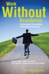 Work Without Boundaries - Lundberg, Ulf; Johansson, Gunn; Hagstrom, Tom; Aronsson, Gunnar; Allvin, Michael - ISBN: 9780470666142