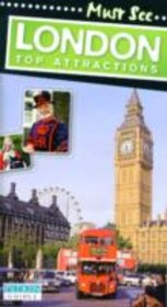 Must Sees: London Top Attractions - Bullen, Annie - ISBN: 9781841653167