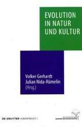 Evolution In Natur Und Kultur - ISBN: 9783110213508