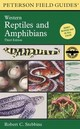 A Field Guide To Western Reptiles And Amphibians - Stebbins, Robert C. - ISBN: 9780395982723