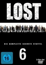 Lost. Staffel.6, 5 DVDs - ISBN: 8717418281564