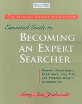 Mla Essential Guide To Becoming An Expert Searcher - Jankowski, Terry Ann - ISBN: 9781555706227