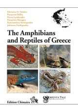 The Amphibians and Reptiles of Greece - ISBN: 9783899734614
