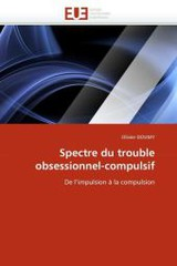 Spectre Du Trouble Obsessionnel-compulsif - Doumy-o - ISBN: 9786131543449