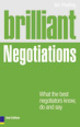 Brilliant Negotiations 2e - Peeling, Nic - ISBN: 9780273743248