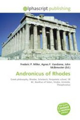 Andronicus of Rhodes - ISBN: 9786130865672