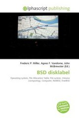 BSD disklabel - ISBN: 9786130808624