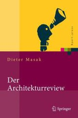 Architekturreview - Masak, Dieter - ISBN: 9783642016585