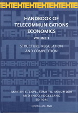 Structure, Regulation And Competition - Cave, Martin E. (EDT)/ Majumdar, Sumit Kumar (EDT)/ Vogelsang, Ingo/ Vogelsang, Ingo (EDT) - ISBN: 9780444503893