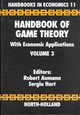 Handbook of Game Theory with Economic Applications - ISBN: 9780444894281
