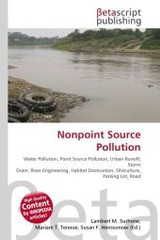 Nonpoint Source Pollution - ISBN: 9786130370275
