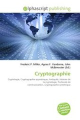 Cryptographie - ISBN: 9786131681363