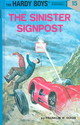 The Sinister Signpost - Dixon, Franklin W. - ISBN: 9780448089157