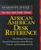 New York Public Library African American Desk Reference - The New York Public Library - ISBN: 9780471239246