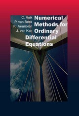 Numerical Methods for Ordinary Differential Equations - ISBN: 9789065621702