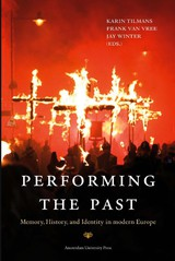 Performing the Past - ISBN: 9789048512027