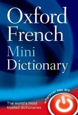 Oxford French Mini Dictionary - Oxford Languages - ISBN: 9780199692644
