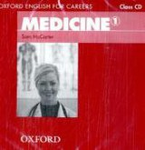 Oxford English For Careers: Medicine 1: Class Audio Cd - ISBN: 9780194023030