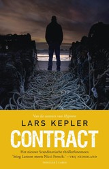 Contract - Lars  Kepler - ISBN: 9789023464952