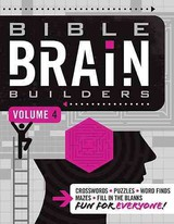 Bible Brain Builders, Volume 4 - Thomas Nelson - ISBN: 9781418549152