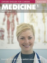 Oxford English For Careers: Medicine 1: Student's Book - Mccarter, Sam - ISBN: 9780194023009