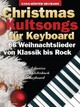 Christmas Kultsongs - ISBN: 9783865434289