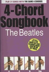4-chord Songbook : The Beatles - ISBN: 9781846098413
