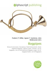 Bagpipes - ISBN: 9786130693107