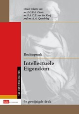 Rechtspraak Intellectuele Eigendom - ISBN: 9789012385923