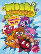 Moshi Monsters: Official Annual 2012 - ISBN: 9781409390596