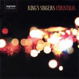 King's Singers Christmas, 1 Audio-CD - ISBN: 0635212050224