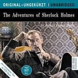 The Adventures of Sherlock Holmes, 1 MP3-CD. Die Abenteuer des Sherlock Holmes, 1 MP3-CD, englische Version - Doyle, Arthur Conan - ISBN: 9783865055552