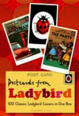 Postcards From Ladybird: 100 Classic Ladybird Covers In One Box - ISBN: 9781409311522