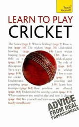 Learn To Play Cricket: Teach Yourself - Butcher, Mark; Abraham, Paul - ISBN: 9781444107326