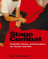 Stage Combat - Boughn, Jenn - ISBN: 9781581158250