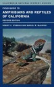 Field Guide To Amphibians And Reptiles Of California - Mcginnis, Samuel M.; Stebbins, Robert C. - ISBN: 9780520270510