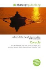 Coracle - ISBN: 9786130275471