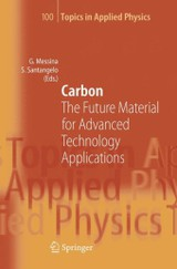 Carbon - Messina, Giacomo (EDT)/ Santangelo, Saveria (EDT) - ISBN: 9783642067334