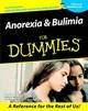Anorexia And Bulimia For Dummies - Beck, Carol - ISBN: 9780764554872