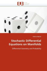Stochastic Differential Equations On Manifolds - Blache-f - ISBN: 9786131536854