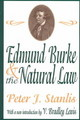 Edmund Burke And The Natural Law - Stanlis, Peter J. - ISBN: 9780765809902