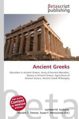 Ancient Greeks - ISBN: 9786130552848