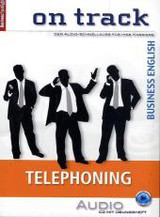 on track - Telephoning, 1 Audio-CD + Ãbungsheft - ISBN: 9783981425505