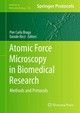 Atomic Force Microscopy In Biomedical Research - Braga, Pier Carlo (EDT)/ Ricci, Davide (EDT) - ISBN: 9781617791048