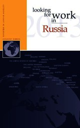 Looking for work in Russia - Anna Shadrina; Lina Zedelius; A.M. Ripmeester - ISBN: 9789058960801