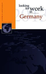 Looking for work in Germany - A.M. Ripmeester - ISBN: 9789058960573