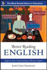 Better Reading English: Improve Your Understanding Of Written English - Santamaria, Jenni Currie - ISBN: 9780071744768