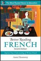 Better Reading French - Heminway, Annie - ISBN: 9780071770293